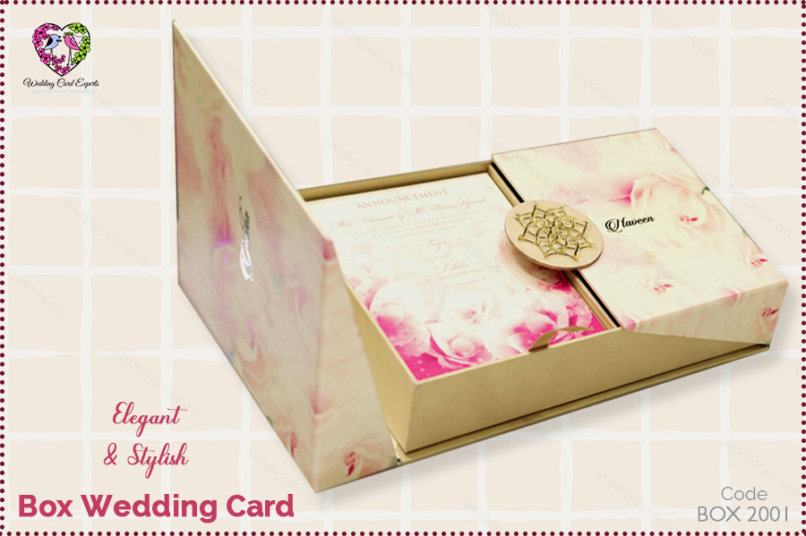 wedding card experts