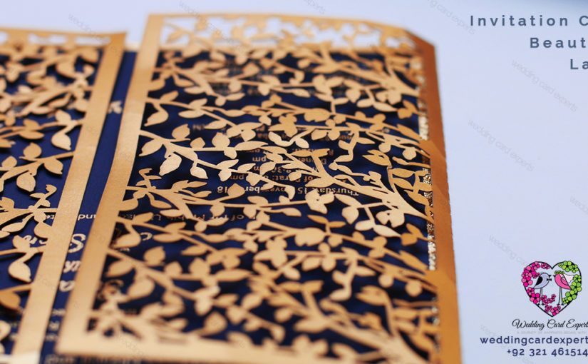 Laser Cut & Invitation Cards